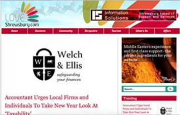 Accountant Urges Taxpayers in Powys and Shropshire To Take New Year Look At 'Taxability'